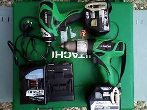 Hitachi Cordless Brushless Combo Beenleigh Logan Area Preview