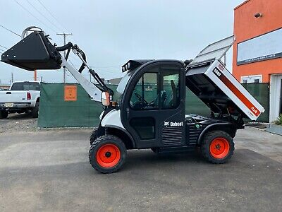 2016 Bobcat 5600 Tool Cat All Wheel Steere 4x4 Back Up Camera Acheat High