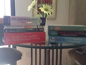 Textbooks Nursing
