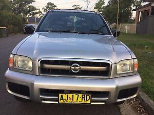 Nissan Pathfinder Auto / Reliable Car / 10 Months Rego Granville Parramatta Area Preview