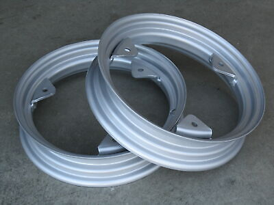 2 Wheel Rims 3.0x15 For Ih International Farmall Super A-1 C