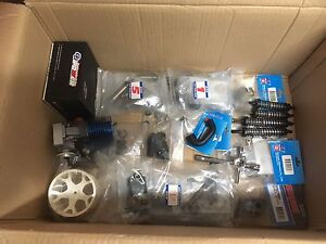 Assorted RC parts and accessories St Marys Penrith Area Preview