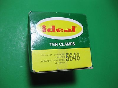 Ideal Snaplock Quick Release Hose Clamps 1½