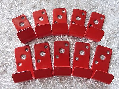 10-slot Wall Hook-bracket-hanger For 212 Gallon Water Type Fire Extinguishers