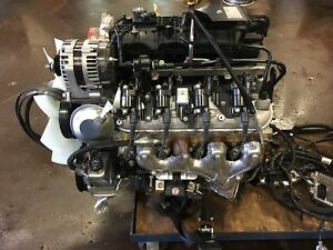 L96 V8 Vortec 6000 6.0L NEW Engine and New Transmission.
