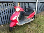 Piaggio Fly 150cc Red Moorooka Brisbane South West Preview