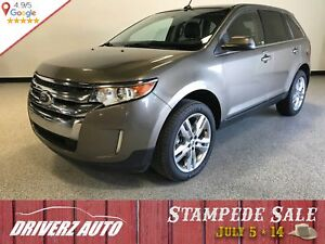 2013 Ford Edge Limited AWD, NAVIGATION, SUNROOF
