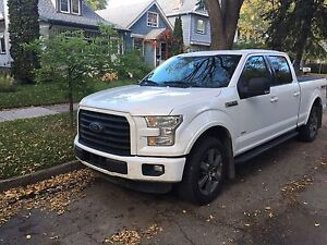 2016 ford f150 ecoboost for lease