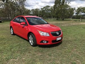 Holden Cruze 2013 - 53,000km, $10,495, perfect condition
