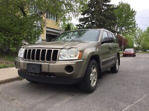 2006 Jeep Grand Cherokee Laredo V8 4.7L