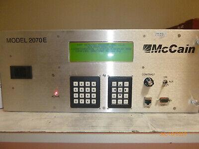 Mccain Traffic Controller 2070e
