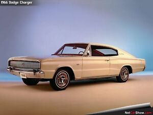 Wanted:  1966/1967 Charger parts