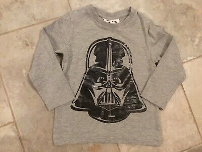 Boys long sleeve Star Wars  t shirt / top age 3 years from gap