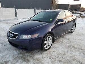 2004 Acura TSX*** One Owner, Service Records, Remote Starter ***