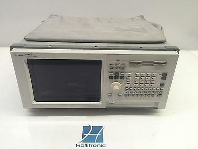 Agilent Hp 1673g Standalone Logic Analyzer Option 002
