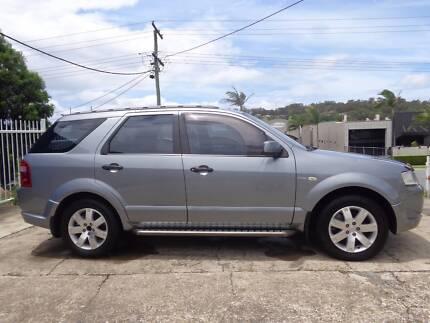 2006 Ford Territory Ghia 4x4, AUTO-RWC-REGO