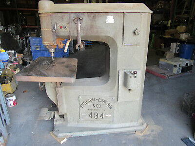 Ekstrom Carlson 434 M 33 Overarm Router Shaper 7.5hp Router We Ship Freight