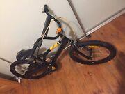Black Bmx bike 🚲 20 inch wheels $60 Port Noarlunga South Morphett Vale Area Preview