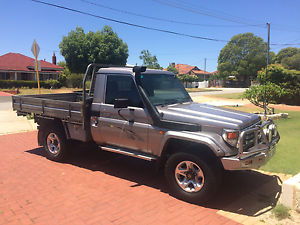 2006 Toyota Landcruiser HDJ79R Inglewood Stirling Area Preview