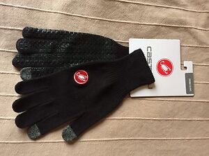 Castelli Prima cycling gloves - new with tags