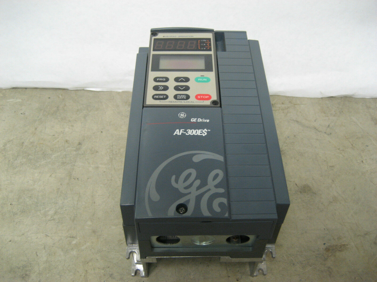 Ge general electric 1hp ac motor drive controller af 300es for 300 hp ac electric motor