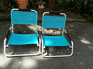 Beach chairs Macquarie Park Ryde Area Preview
