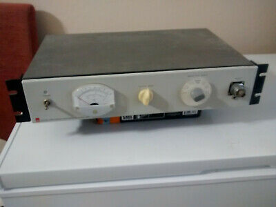General Radio Genrad 1383 Random Noise Generator