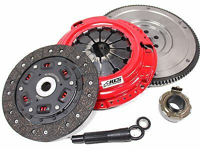 ALL CLUTCH SYSTEMS STAGE 2 CLUTCH KITFLYWHEEL 92 05 HONDA CIVIC 15L 16L 17L