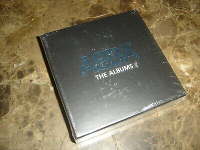 ABBA The Albums (Box Set CD x 9)