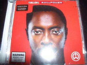 WILL.I.AM (The Black Eyed Peas) Willpower (Australia) CD NEW
