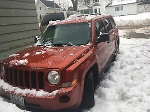 2008 Jeep Patriot REDUCED was $1800 now $1600