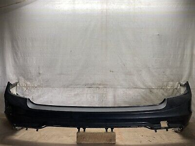 MERCEDES C CLASS W204 AMG ESTATE REAR BUMPER 2010-ONWARDS