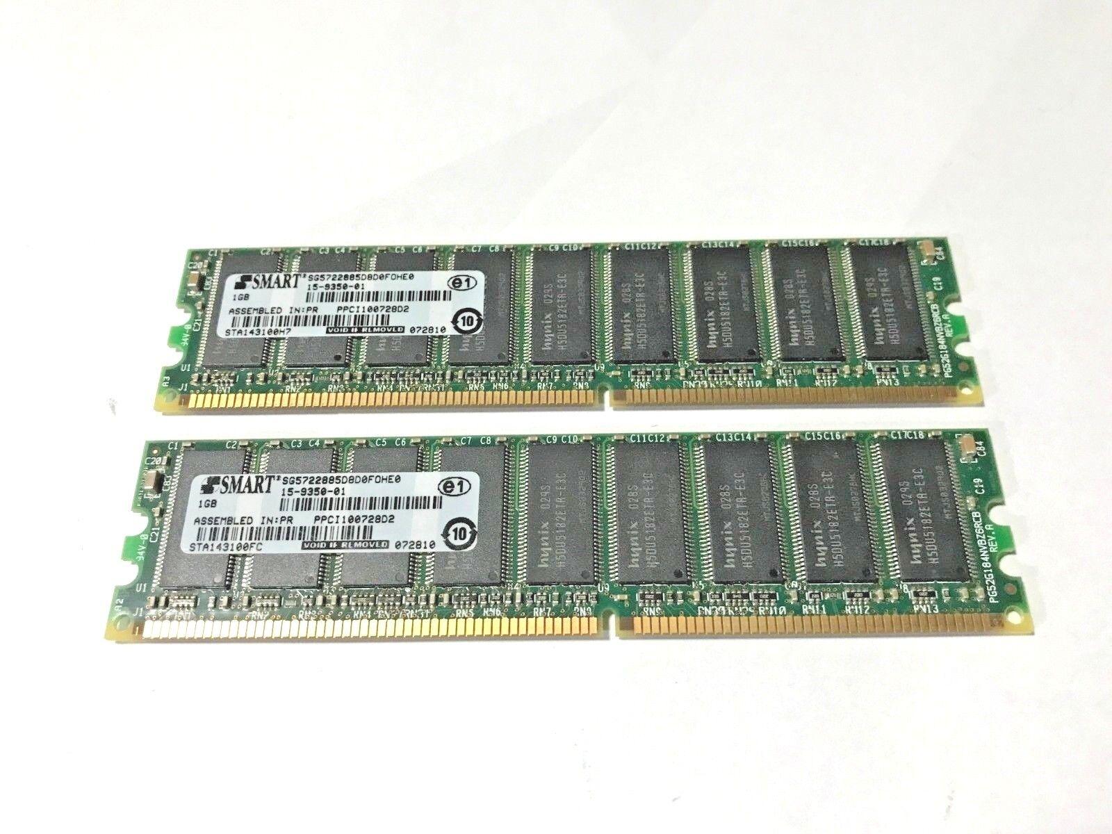 ASA5540-MEM-2GB Approved Dram Memory for CISCO ASA 5540 series 2x 1GB