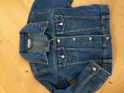 Jeansjacke für Kinder / Größe: 116