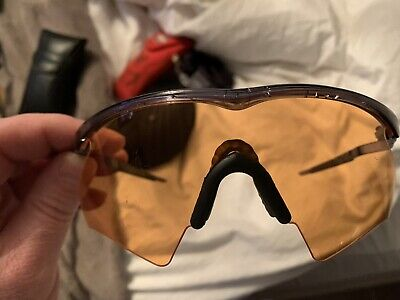 3 Rare Authentic Vintage Oakley M Frame Sunglasses with Heater Lenses
