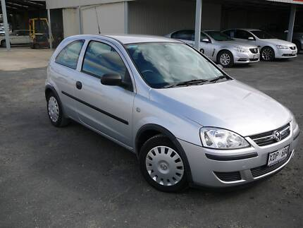 2005 Holden XC Barina SXi Hatchback Naracoorte Naracoorte Area Preview