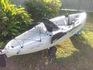 "Hobie mirage ""sport fish"" kayak 2.92m Huskisson Shoalhaven Area Preview"