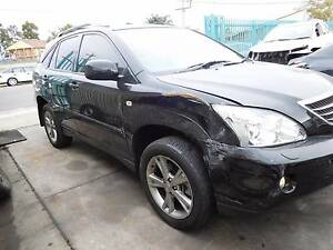 Lexus RX400H Sports Luxury 01/07 Wrecking at General Jap Spares Cabramatta Fairfield Area Preview