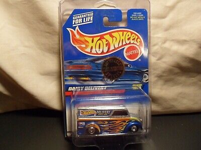 HOT WHEELS TRAILER EDITION DAIRY DELIVERY FREE SHIPPING