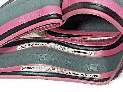 2x Continental Reifen Grand Prix Attack III Falt 28 23-622 700x23C Rennrad sz