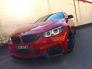 2013 BMW 435i Coupe, M4 performance - 272kw and 590nm of torque Woolloongabba Brisbane South West Preview