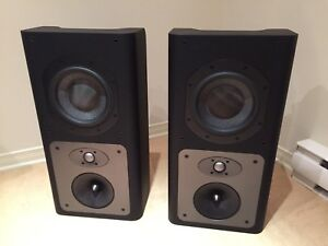 Bowers & Wilkins CT8.4 LCRS speaker pair