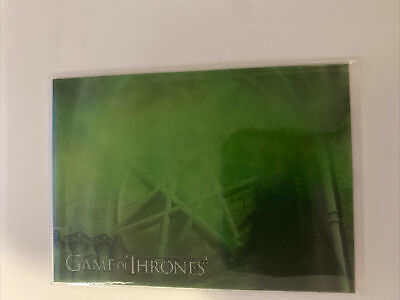 2019 RITTENHOUSE GAME OF THRONES INFLEXIONS Lenticular Motion Card L12