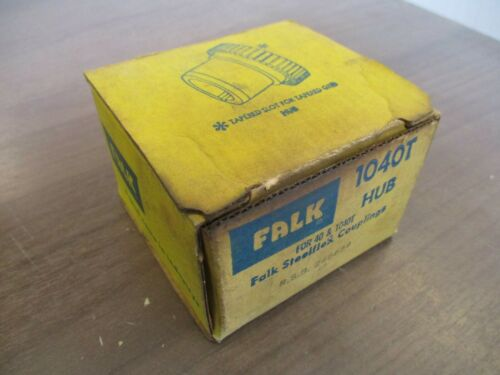 Falk Hub 1040T For 40 & 1040T Steelflex Coupling New Surplus
