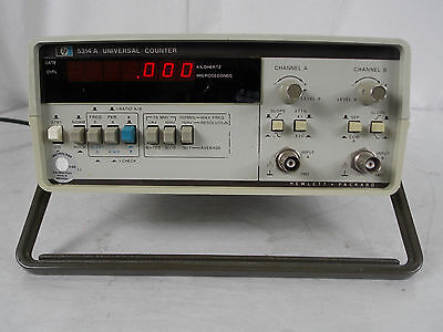 Hp Agilent 5314a Universal Counter