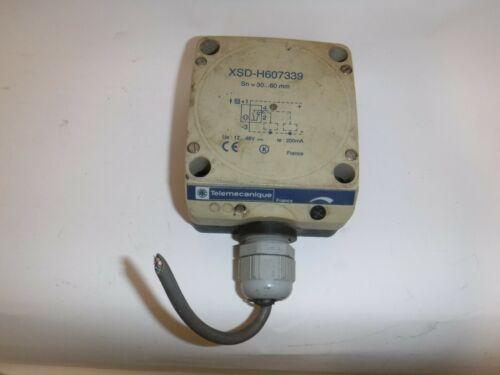 XSDH607339 Square D/Telemecanique Inductive Proximity Sensors