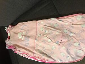Girls size 1 sleep suit bags Hamlyn Terrace Wyong Area Preview