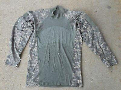 USGI Army Combat Shirt ACS ACU UCP Digital Camo Size LARGE