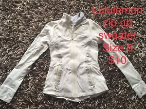 Women's used brand name clothing