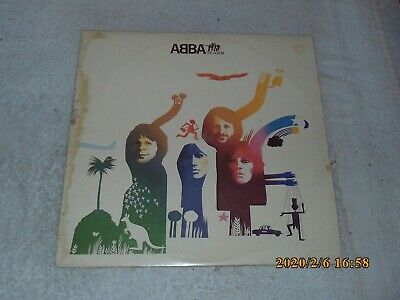 The Album by ABBA (Vinyl 1977 Atlantic) Original Record